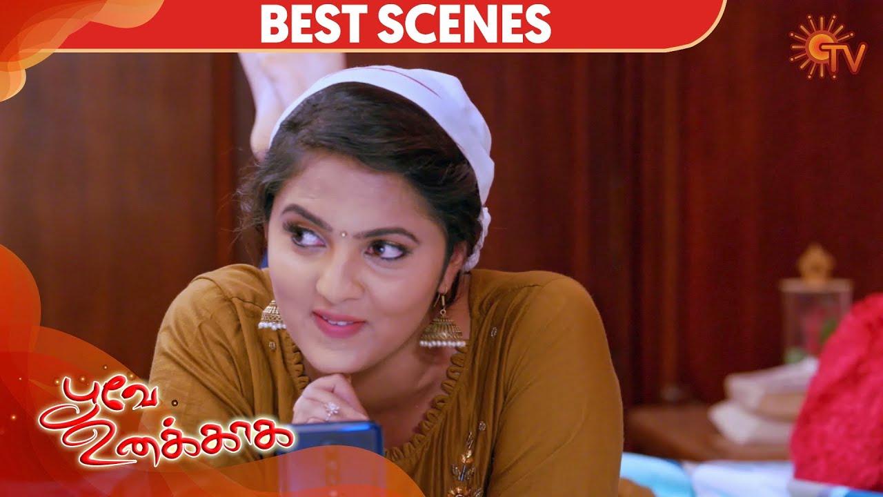 Download Poove Unakkaga - Best Scene | 16 September 2020 | Sun TV Serial | Tamil Serial