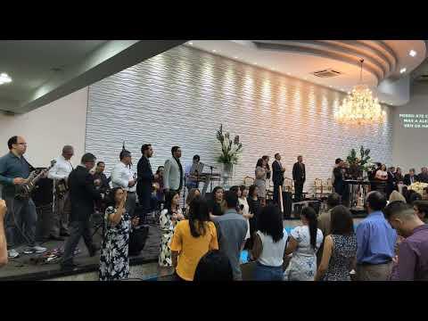 Louvor e adoração ao Senhor Jesus Cristo! 19 = Canal AD Vila Boa