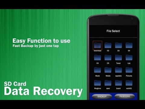 Recovery SD Card In Android No Root!!!