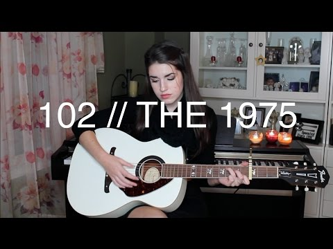 102 by The 1975 | Cover by Sarah Carmosino