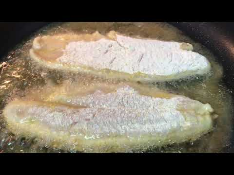 "HOW TO FRY ""SWAI"" FISH - SOOO GOOD - QUEEN ANN COOKING"