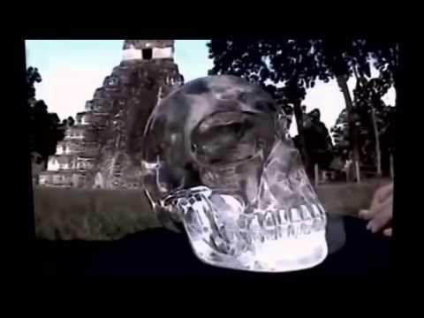 Crystal skulls myth.
