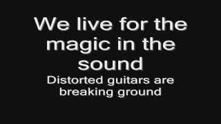 Sabaton - Metalizer (lyrics) HD