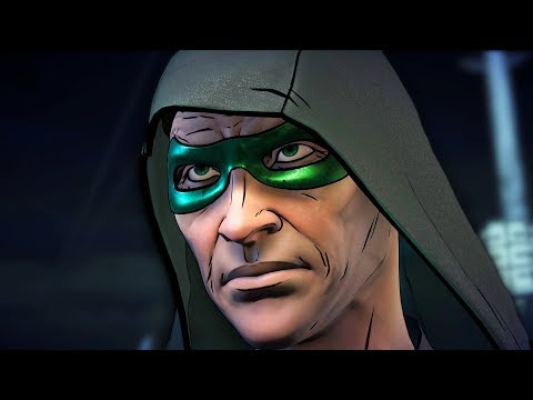 RIDDLE ME THIS | Batman: The Enemy Within - Season 2 - Episo
