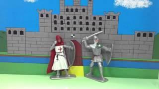 Война рыцарей: трейлер