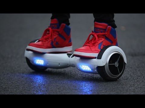 Exploding Hoverboards Are Finally Getting Recalled By The CPSC