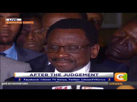 Orengo: IEBC HQs is a crime scene that should be preserved for investigations
