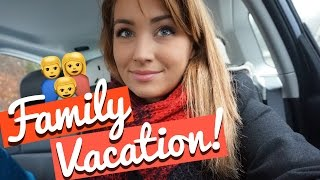 FAMILY VACATION DISASTER!!!