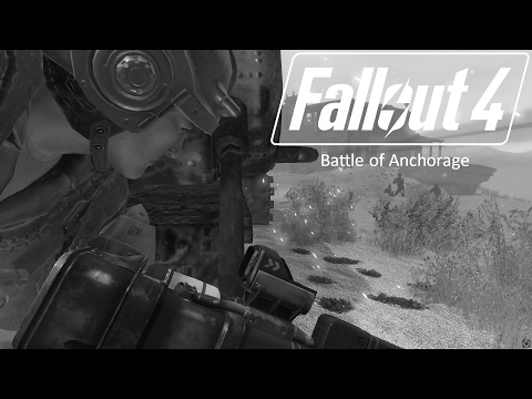 Battle of Anchorage - Fallout 4
