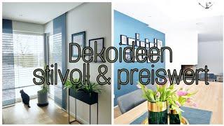 Weekend Vlog| Ikea Haul| Deko muss nicht teuer sein| |Bildderrahmen DIY Idee| Die Siwuchins