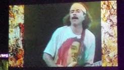 Carlos Santana Live Phoenix