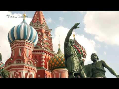 Luxury Travel presents - Volga Dream - Vol 1. Russian Cultural Experience