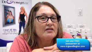 Jamie's weight loss testimonial: How Dr G's has worked for her!