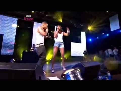 Nelly ft. Kelly Rowland - Dilemma - Live