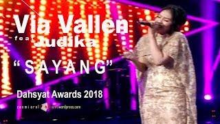 """NEKAD! JUDIKA bawain lagu """"Sayang"""" VIA VALLEN duet dalam Bahasa Batak"""