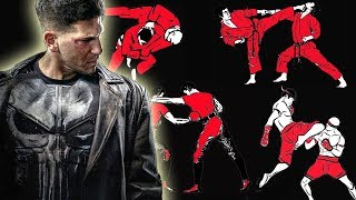 Baixar How many fighting styles does The Punisher know in Marvel's The Punisher Netflix Series?