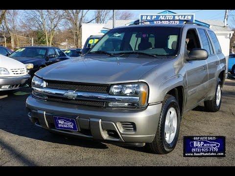 chevrolet sales quality sunset auto trailblazer ext used listings ls