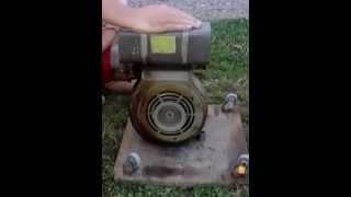 Redémarrage de mon moteur bernard w239a (après 20ans de sommeil)