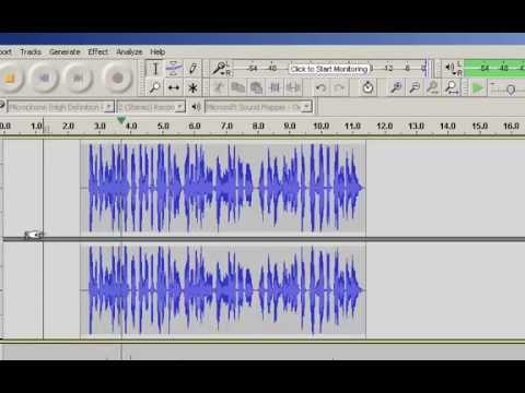 PROMO DE RADIO BASICO CON AUDACITY