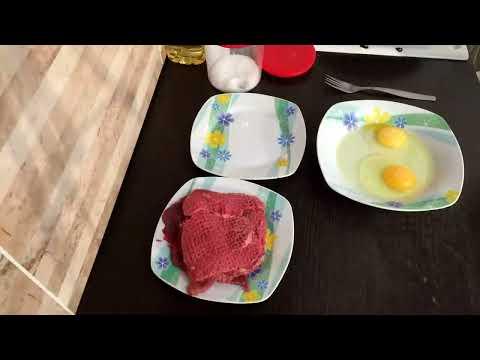 Как приготовить шницель. Рецепт шницеля от Ивана!