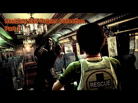 Let´s Play Resident Evil Origins Collection Part 1 German