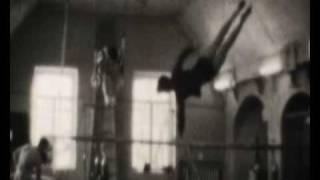 Спортивная гимнастика-Одесса-ДЮСШ № 1-Тренировка-1973 г