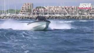 GOLDFISH 23 TENDER - Essai moteurboat.com