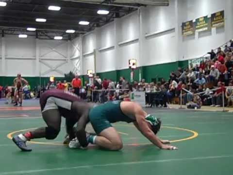 Eastern States: Reggie Williams (Johnson City) vs. Steven Sabella (Yorktown), 195 pounds