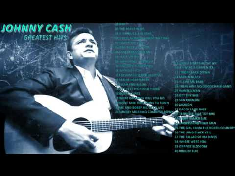 Johnny Cash Greatest Hits-- The Ultimate Best Of Johnny Cash