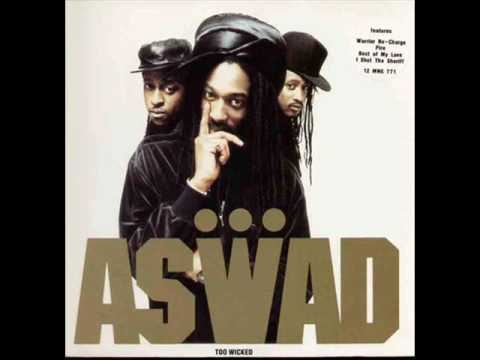 Aswad  -  Best Of My Love  1990