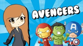 I MAKE ME IN AN AVENGER Roblox Avengers Tycoon