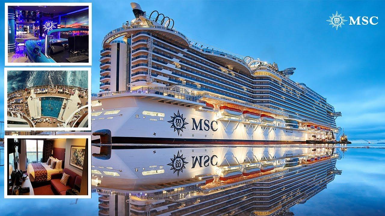 asi es un dia en un crucero, Discoteca silenciosa  | Msc Seaside | Crucero por el caribe