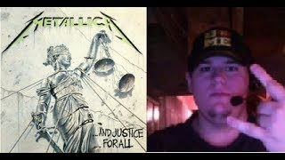 Metallica Discography Review Series Ep. 4: ...AND JUSTICE FOR ALL