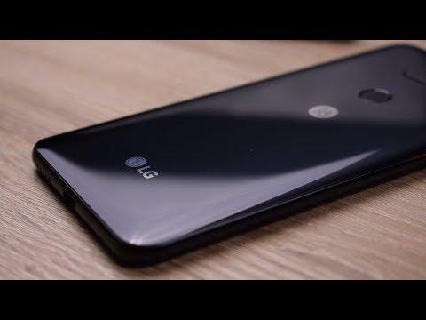 LG V30+. Обзор и опыт использования в 2019 году