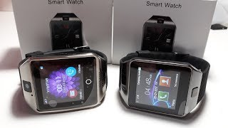 Посылка из Китая. Новинка 2018. Смарт часы. Smart Watch Q18 With Camera