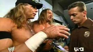 WWE: End of the Spirit Squard! DX destinate them to Louisville KT! Raw!