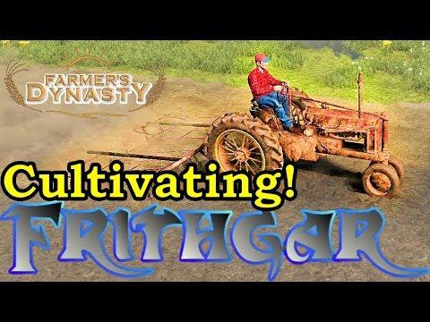 Let's Play Farmer's Dynasty #19: Cultivating!