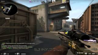 Counter-Strike Global Offensive - Black Bars FTW Again? (1080p HD)