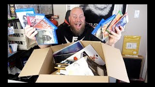 I bought a $1,799 Amazon Customer Return HUGE Mystery Box Full of ELECTRONICS and SONY PS4 Games