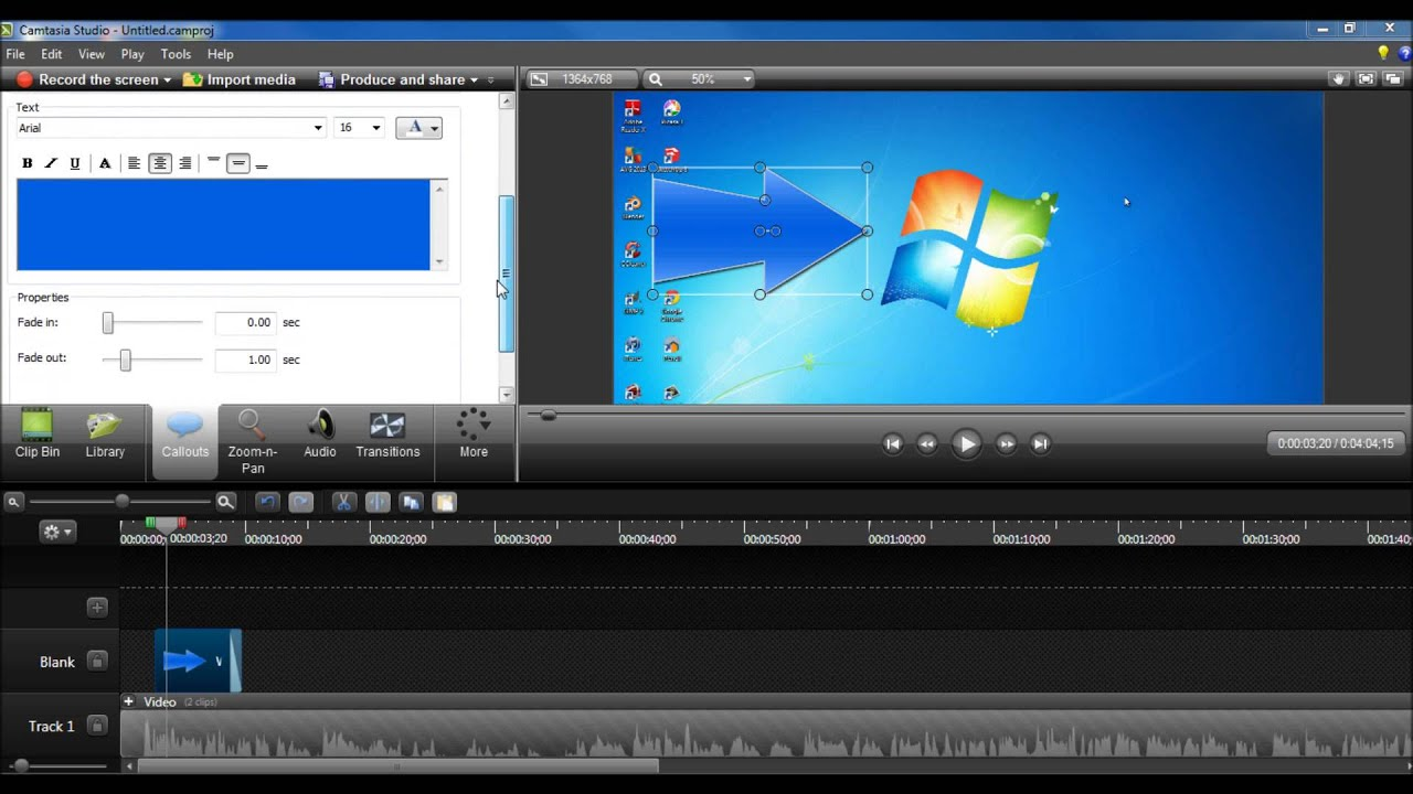 Camtasia Studio 8 Review - YouTube