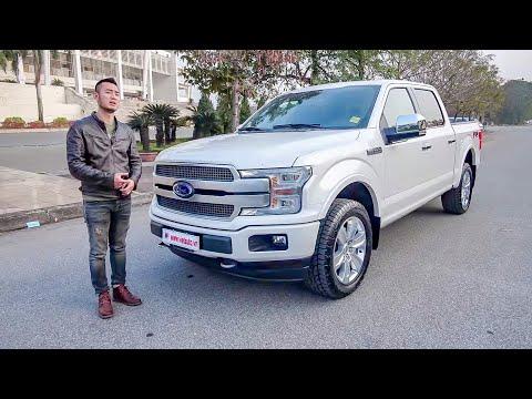 Lái thử siêu bán tải giá 4,6 tỷ đồng - Ford F150 Platinum 2018 Ecoboost 3.5 |XEHAY.VN|