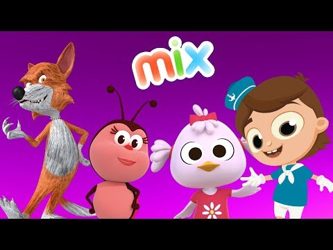 Las Canciones de El Reino Infantil - Mix Enganchado