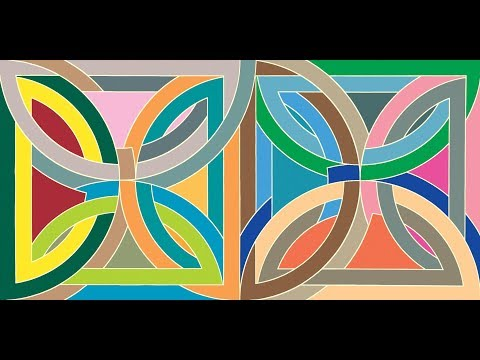 Frank Stella interview (1993)