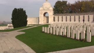 Ypres and Tyne Cot Cemetery with John Cull
