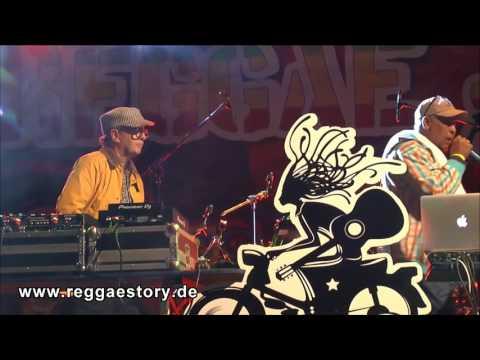 David Rodigan vs King Jammy - Soundclash - 29.07.2017 - Reggae Jam