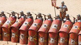 Ancient Roman Shields