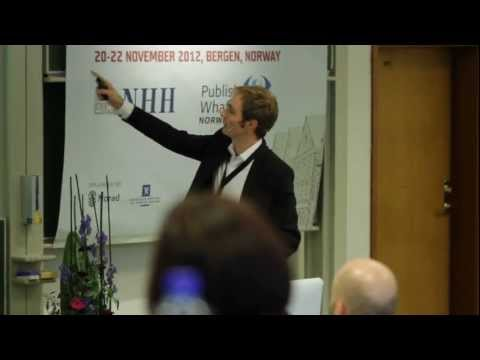 NIels Johannesen: The end of bank secrecy? An evaluation of