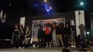 DOUGIE BATTLE in Rivera St. Tondo, Manila Part 1