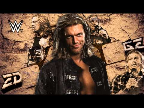"WWE 2015: ""Metalingus"" - Edge 7th Theme Song + Download Link"