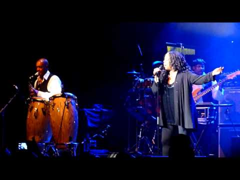 Evelyn Champagne King - Shame - Live in London 2010